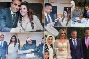 شاهد  رد صادم من طليقة  المتحدث العسكري على زواجه من إيمان أبو طالب