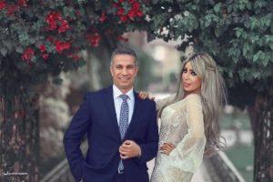 شاهد  أول تعليق لإيمان أبي طالب بعد زواجها من المتحدث العسكري السابق
