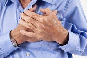 الوزن  الزائد يسبب مخاطر عدم انتظام ضربات القلب