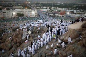 ارتفاع حالات الوفاة بين الحجاج المصريين بالأراضي المقدسة إلى 101 حالة