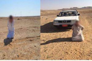 الجيش الثالث يضبط تكفيريين شديدي الخطورة بوسط سيناء