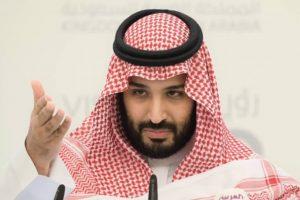 ولي العهد السعودي : قطر مسألة صغيرة جدا جدا جدا