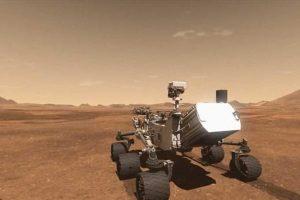 ناسا تطلق خريطة الوصول إلى المريخ