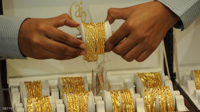 ارتفاع في قيمة أسعار الذهب
