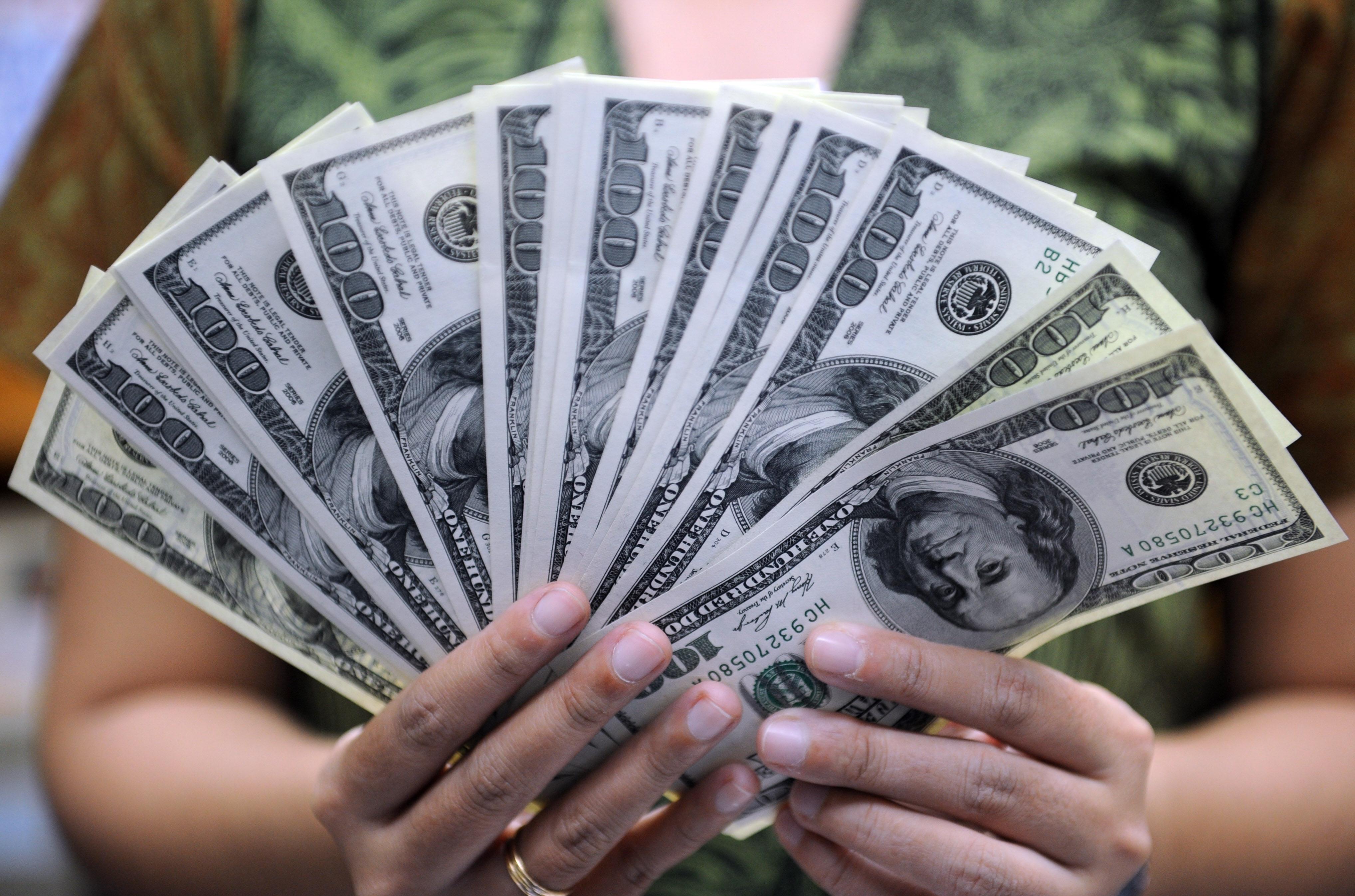 سعر الدولار الأمريكي في البنوك المصرية اليوم الأربعاء