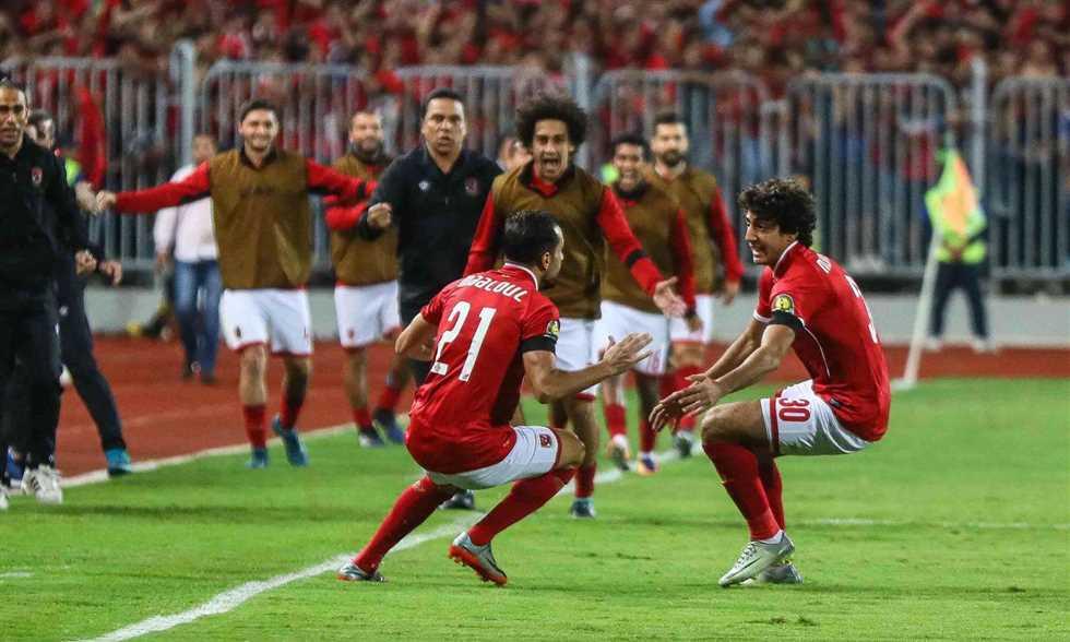 تشكيل النادي الأهلي أمام المصري البورسعيدي