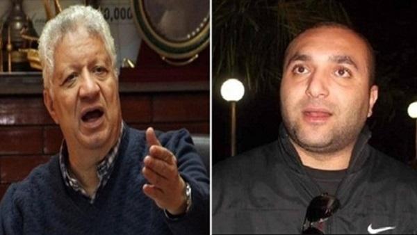 مرتضى منصور يحرم هاني العتال من حضور مباراة الزمالك