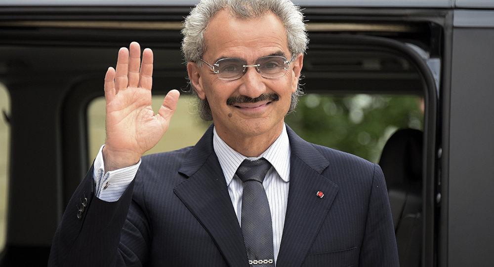 مصدر سعودي يكشف عن مفاجأة بشأن الوليد بن طلال