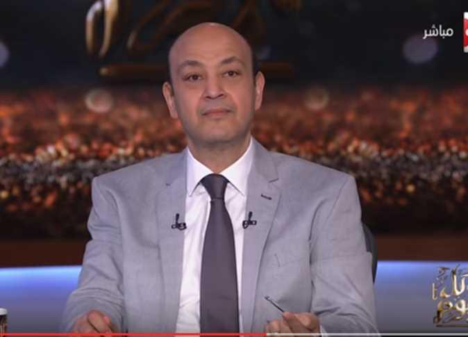 عمرو أديب لمكرم محمد: هفضل أهاجمك وأبقى وقف البرنامج بما إنك هتسكت الناس