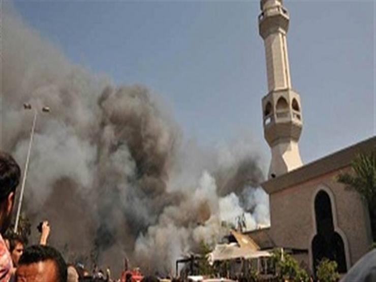 أهالي ضحايا حادث العريش الإرهابي يرفضون تلقي العزاء في زويهم