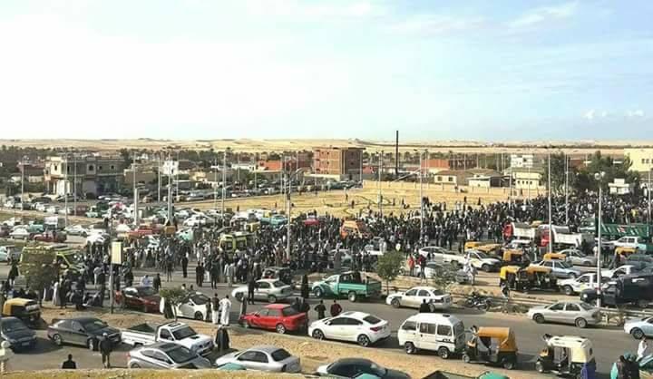 تفاصيل اللحظات الأخيرة لمذبحة مسجد الروضة
