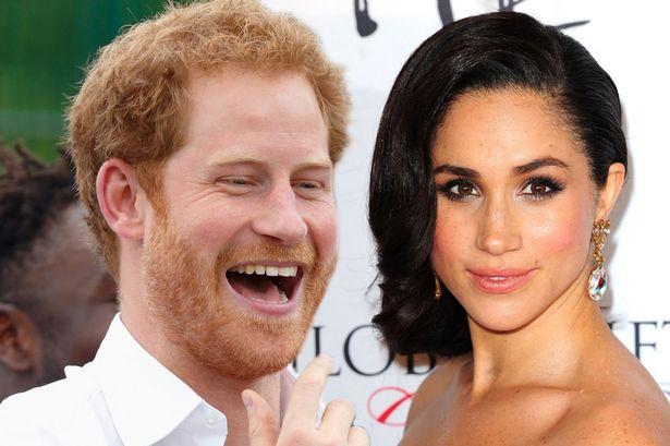 على طريقة الأميرة ديانا ودودي المصري.. الأمير هاري يقع في غرام ممثلة أمريكية.. صور