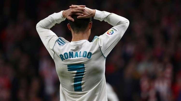 نجم ريال مدريد «كريستيانو رونالدو»