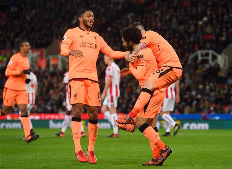 محمد صلاح يتعملق برقم جديد مع ليفربول