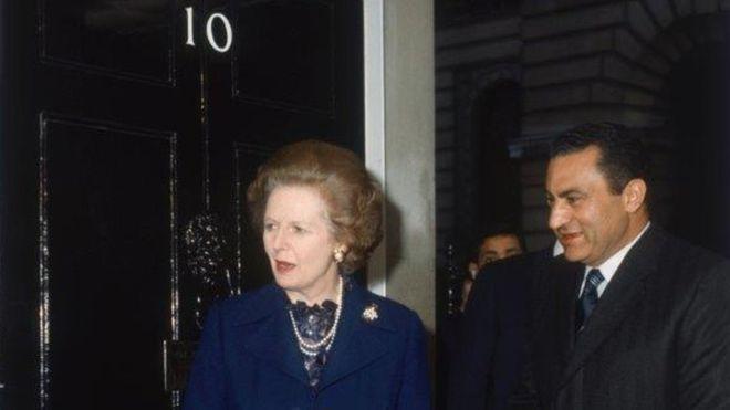 BBC تزعم نشرها وثائق سرية توثق قبول مبارك طلب أمريكا توطين فلسطينيين بمصر