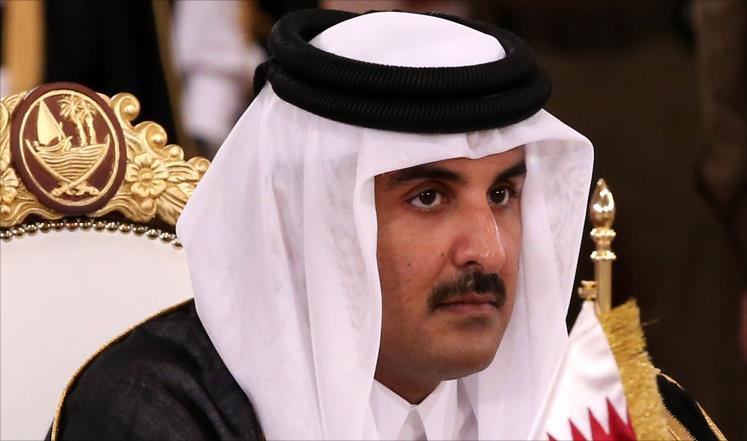 شاهد.. تميم أمام مجلس الشورى: قطر زي الفل وميهمناش دول المقاطعة