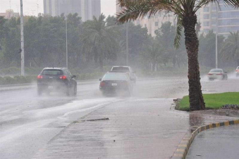 """""""أمطار وبرودة ورياح"""".. الأرصاد تعلن التوقعات التفصيلية لطقس السبت"""