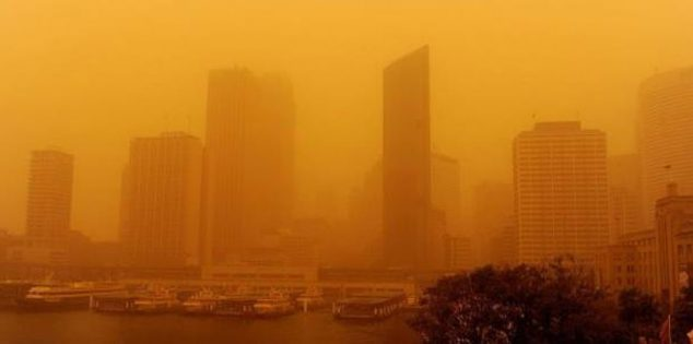 هيئة الارصاد تحذر.. عاصفة ترابية وأمطار بدءً من هذا اليوم