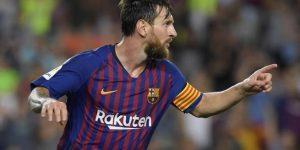 تراجع مستوي ميسي يضع برشلونة في مأزق