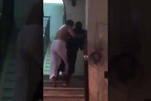 يحدث فى المملكة .. رجل يعتدي على سيدة في مكة والسلطات الأمنية تتحرك!